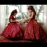 Custom Flower Girls 8